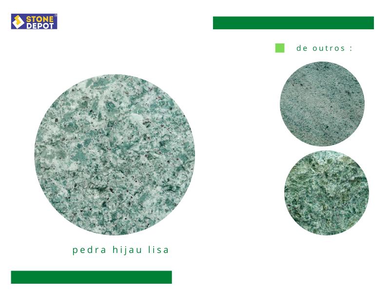 pedra-hijau-verde